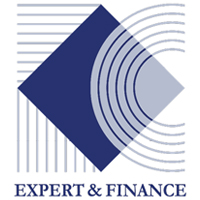 Logo Expert et finance